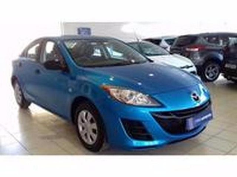 used mazda 3 1 6 original for sale in free state id 2131532. Black Bedroom Furniture Sets. Home Design Ideas