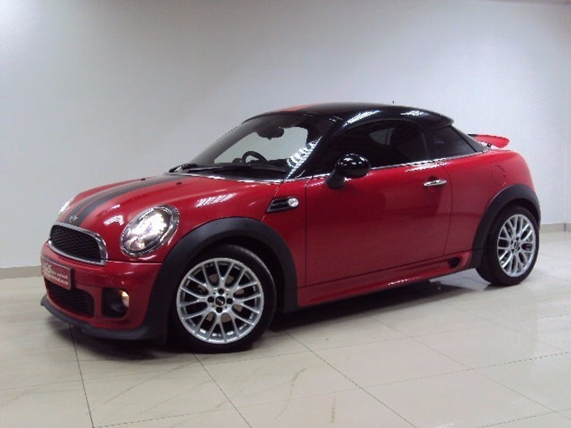 used mini cooper s coupe jcw auto paddleshift 43000kms for sale in gauteng id 2132272. Black Bedroom Furniture Sets. Home Design Ideas