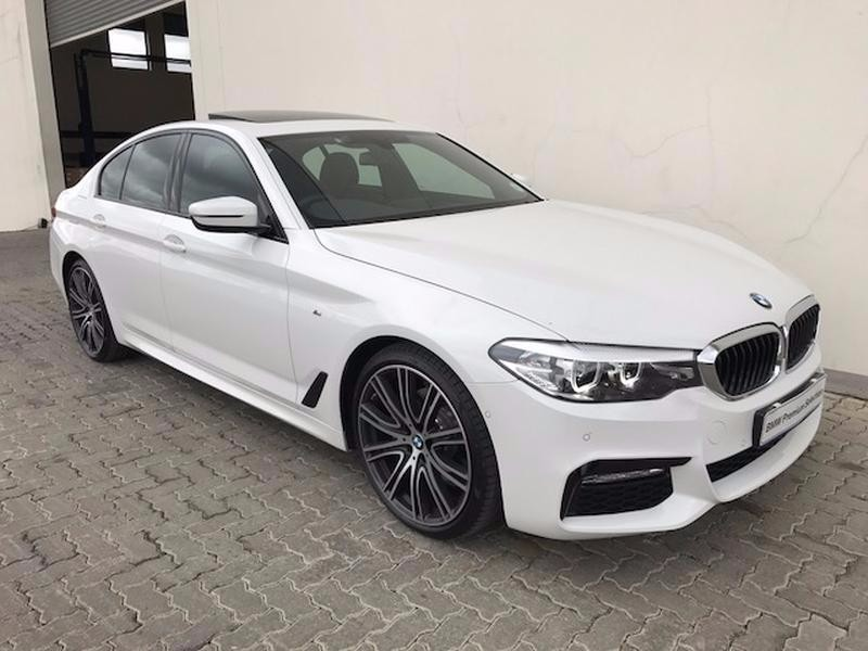 used bmw 5 series 520d m sport for sale in gauteng   cars