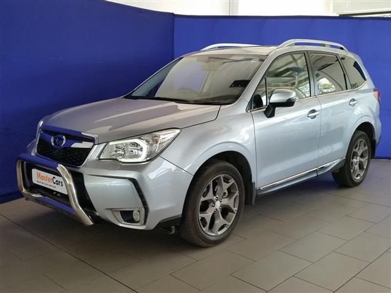 Used Subaru Forester 2.0 XT CVT for sale in Gauteng - Cars ...