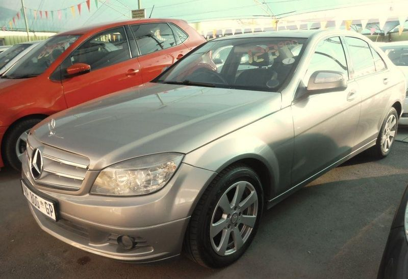 Used mercedes benz c class c180k classic a t for sale in for 2008 mercedes benz c300 for sale