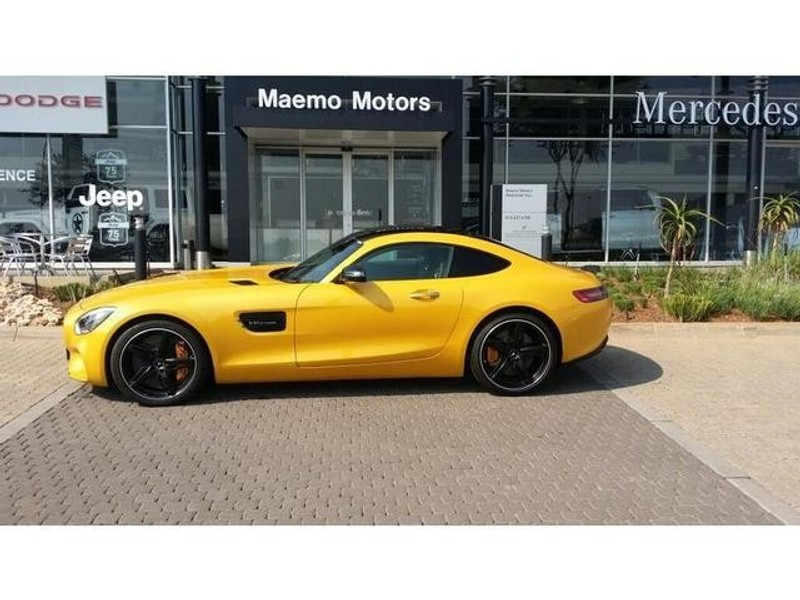Used mercedes benz amg gt amg gt c 4 0 v8 roadster for for Mercedes benz of houston north used cars