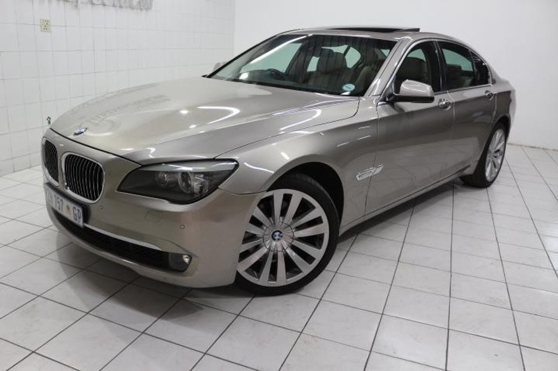 used bmw 7 series 740i f01 for sale in gauteng id 2137944. Black Bedroom Furniture Sets. Home Design Ideas