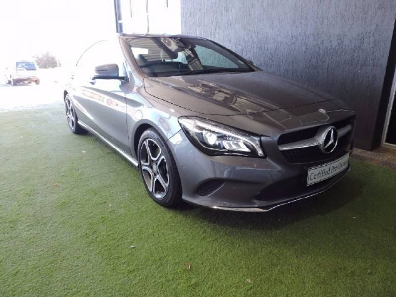 used mercedes benz cla class 220d urban auto for sale in free state id 2139278. Black Bedroom Furniture Sets. Home Design Ideas