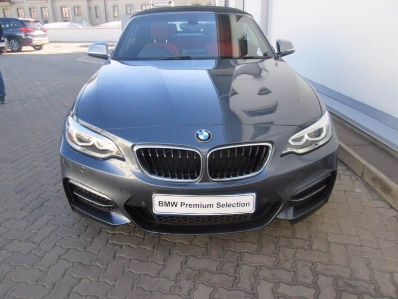 used bmw m2 m240 convertible auto for sale in gauteng id 2140456. Black Bedroom Furniture Sets. Home Design Ideas