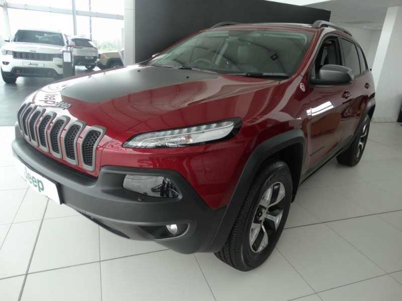 used jeep cherokee 3 2 trailhawk auto for sale in limpopo id 2140772. Black Bedroom Furniture Sets. Home Design Ideas