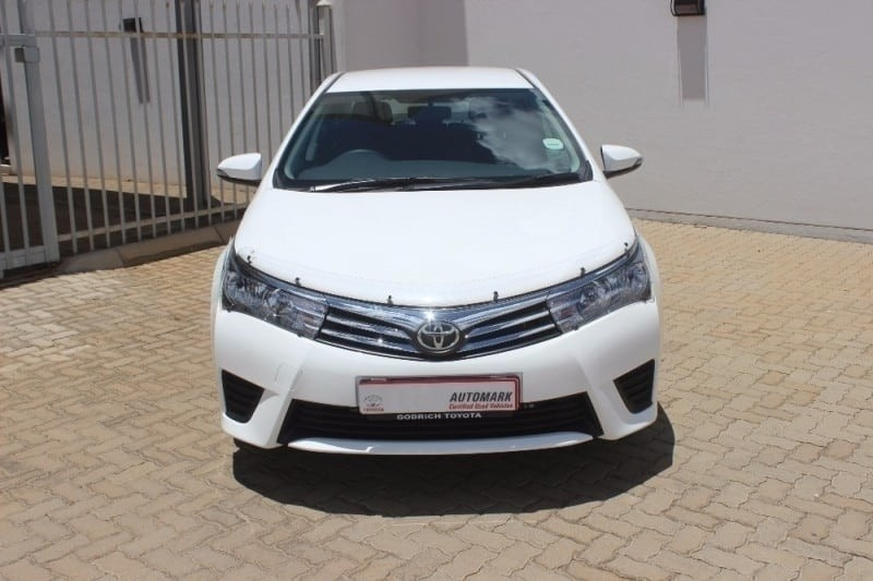 used toyota corolla 1 6 esteem for sale in gauteng cars. Black Bedroom Furniture Sets. Home Design Ideas