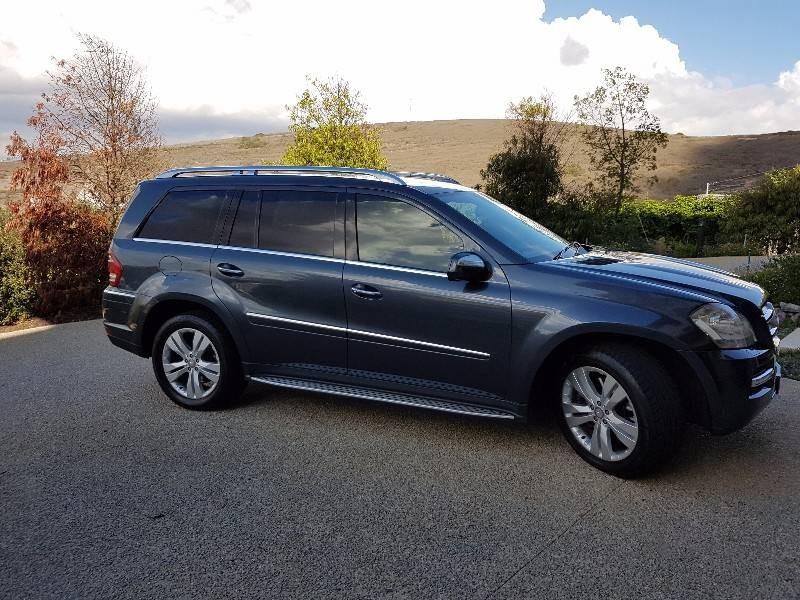 Used mercedes benz gl class gl 500 for sale in western for Used mercedes benz gl for sale