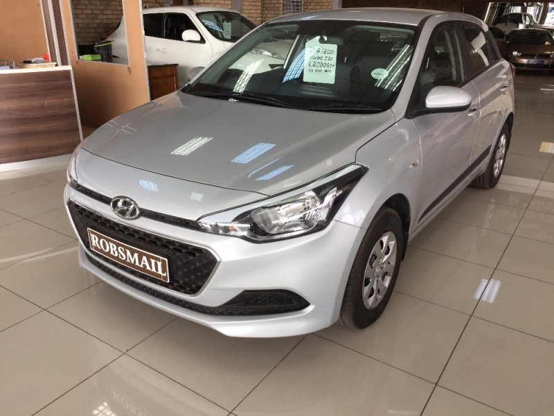Used Hyundai I20 1 2 Motion For Sale In North West
