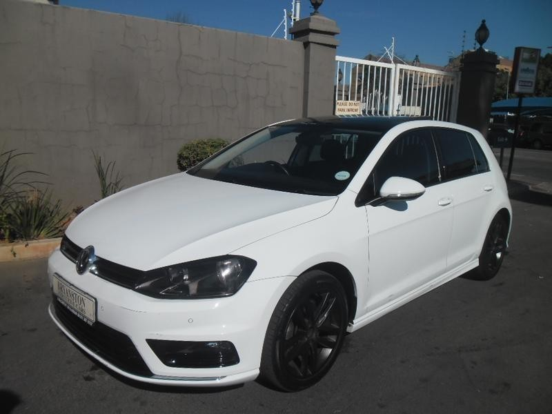 Used Volkswagen Golf Vii 1 4 Tsi Comfortline Dsg For Sale