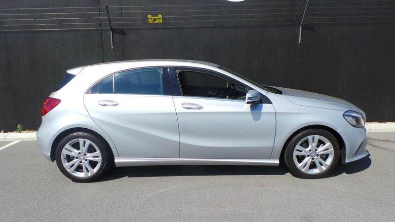 used mercedes benz a class a 200d urban auto for sale in western cape id 2145224. Black Bedroom Furniture Sets. Home Design Ideas