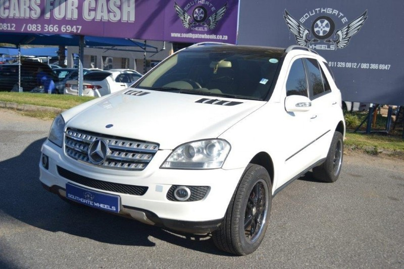 used mercedes benz m class ml 320 cdi a t for sale in gauteng id 2146210. Black Bedroom Furniture Sets. Home Design Ideas