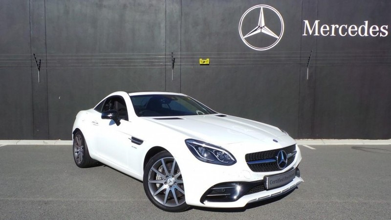 Used mercedes benz slc class amg slc 43 for sale in for Mercedes benz slc for sale