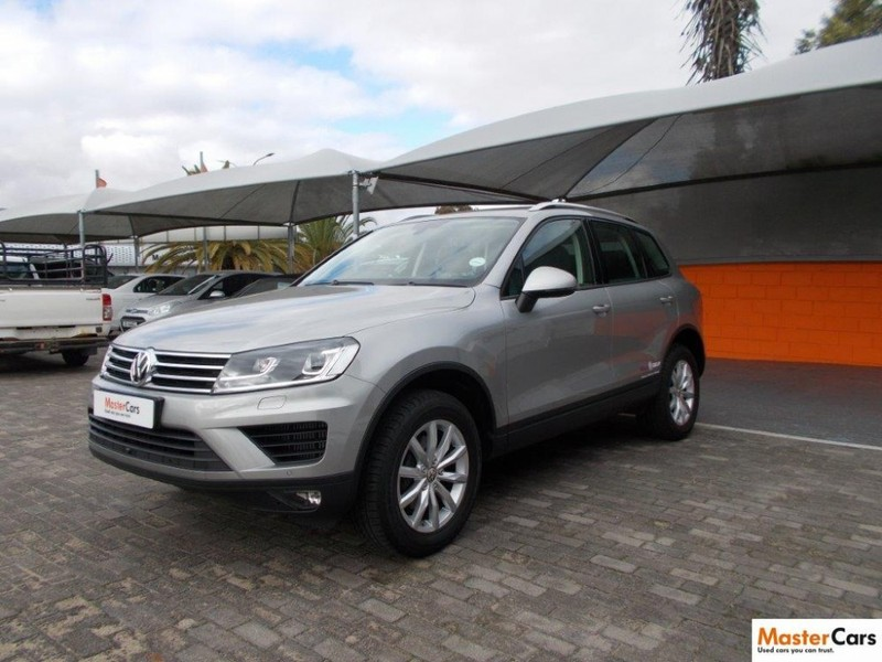 used volkswagen touareg gp 3 0 v6 tdi luxury tip for sale in western cape id 2148492. Black Bedroom Furniture Sets. Home Design Ideas