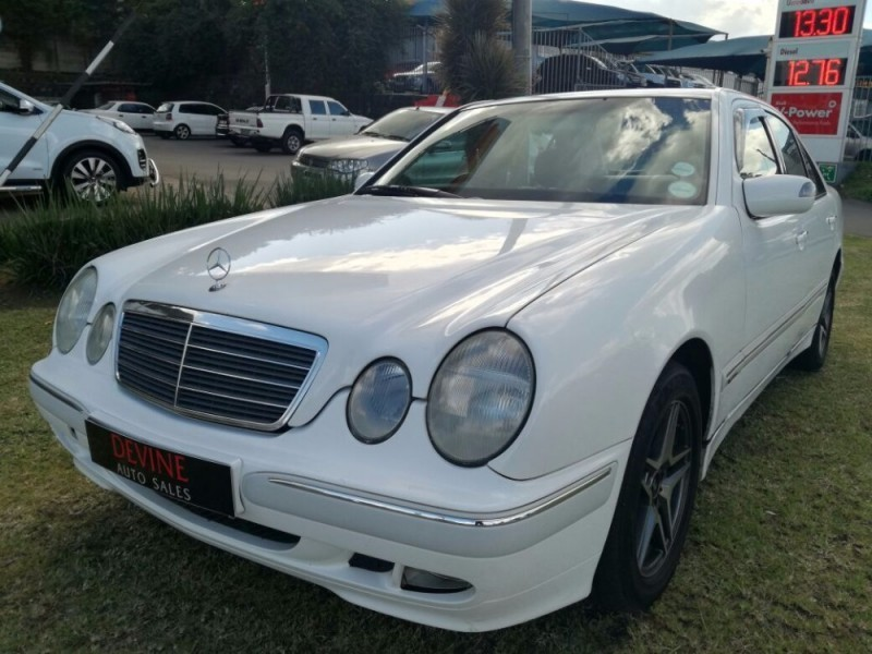 Used mercedes benz e class e 240 for sale in kwazulu natal for 2001 mercedes benz e320 for sale