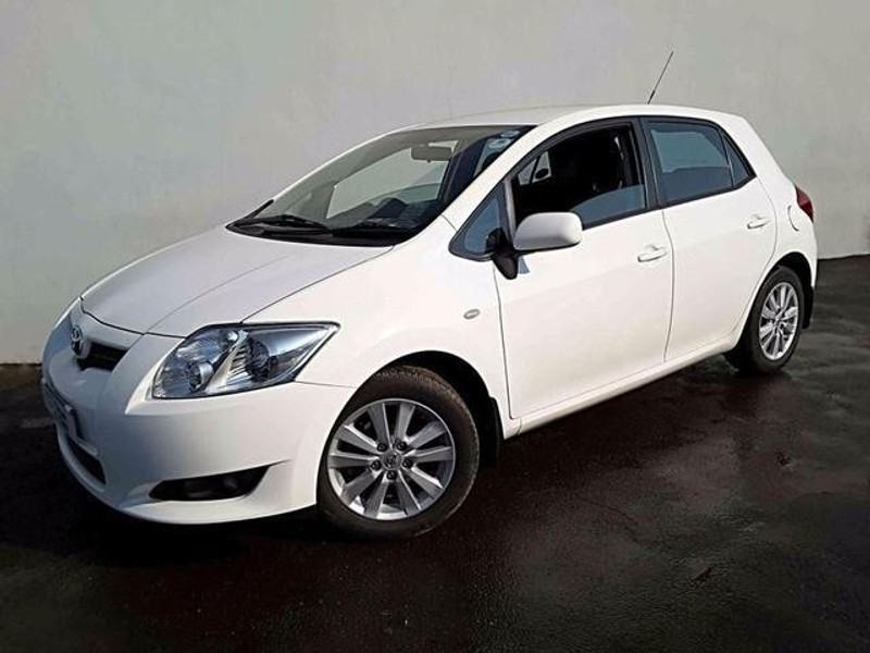 used toyota auris 160 rs for sale in gauteng id 2149216. Black Bedroom Furniture Sets. Home Design Ideas