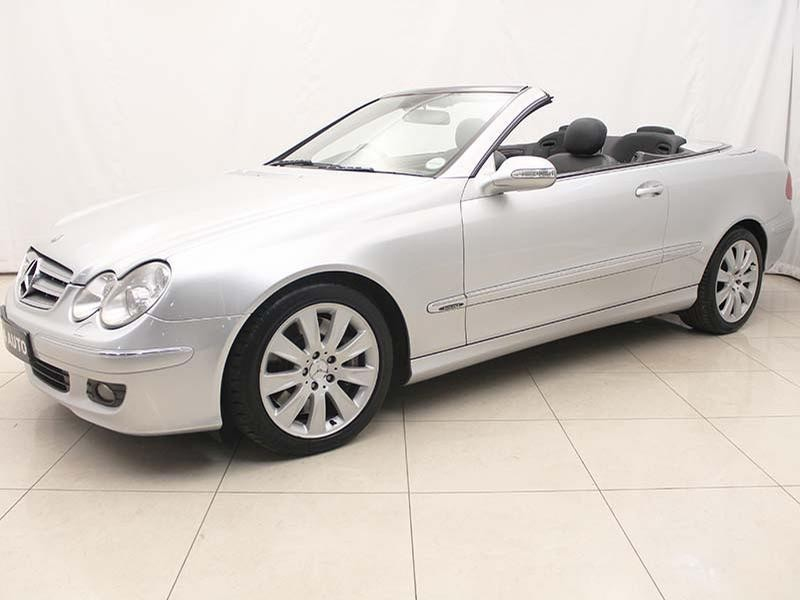 used mercedes benz clk class clk 500 cabriolet for sale in gauteng id 2150212. Black Bedroom Furniture Sets. Home Design Ideas