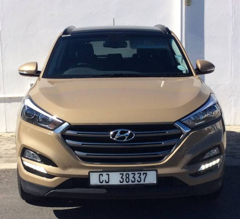Used Hyundai Tucson 2.0 Elite Auto For Sale In Western