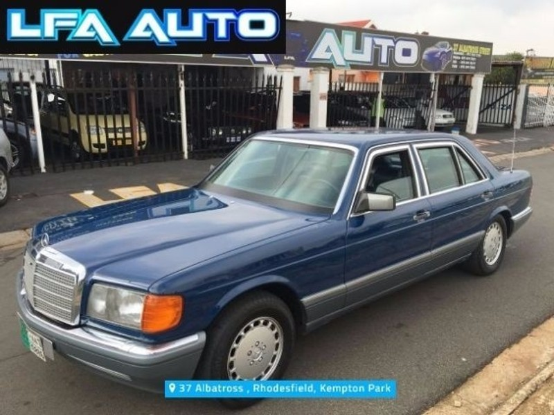Used mercedes benz s class 500 sel for sale in gauteng for Mercedes benz s class used for sale