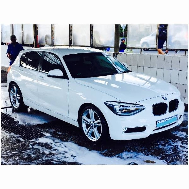 Used BMW 1 Series 118i 5DR Auto (f20) For Sale In Gauteng