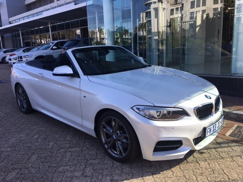 used bmw m2 m240i auto for sale in western cape id 2152184. Black Bedroom Furniture Sets. Home Design Ideas