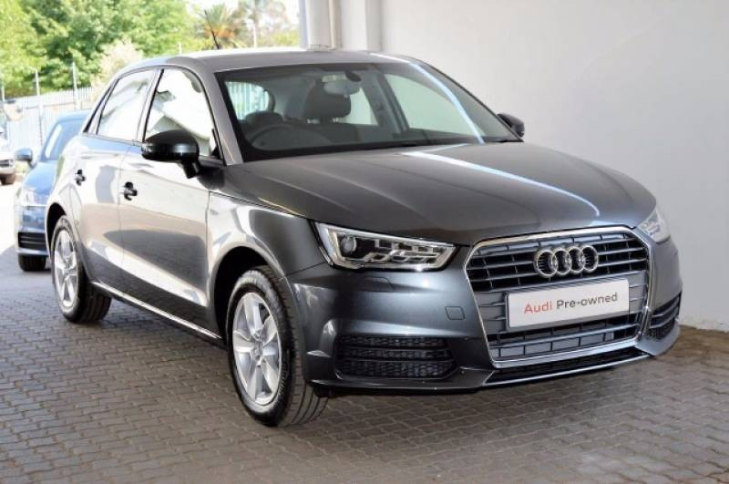 used audi a1 sportback fsi s s tronic for sale in gauteng id 2152502. Black Bedroom Furniture Sets. Home Design Ideas