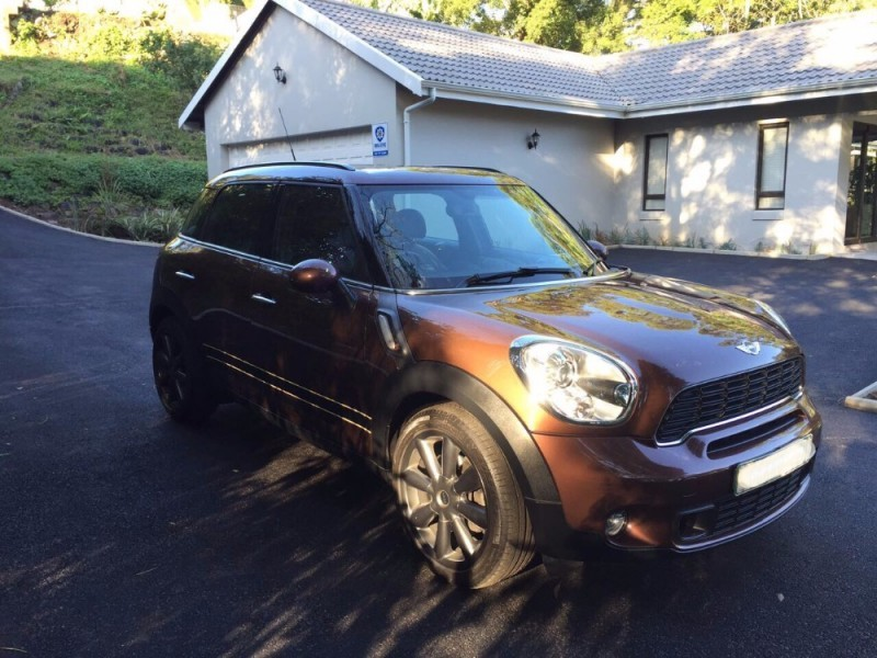 used mini cooper s countryman auto for sale in kwazulu. Black Bedroom Furniture Sets. Home Design Ideas