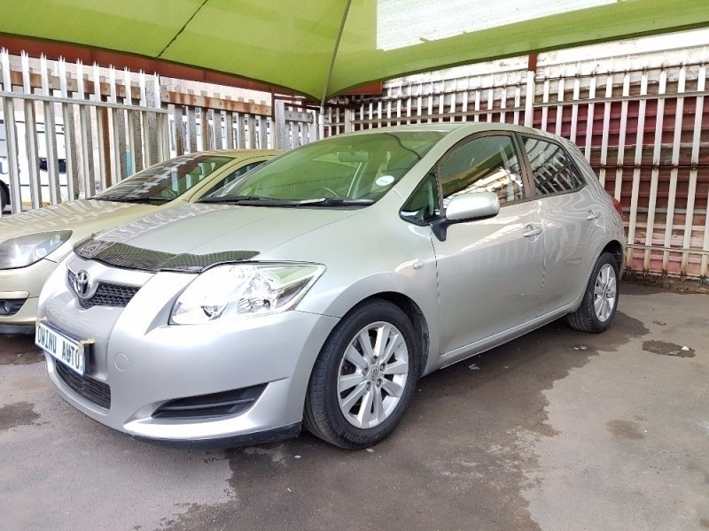 used toyota auris 2 0 d 4d xd for sale in gauteng id 2153188. Black Bedroom Furniture Sets. Home Design Ideas