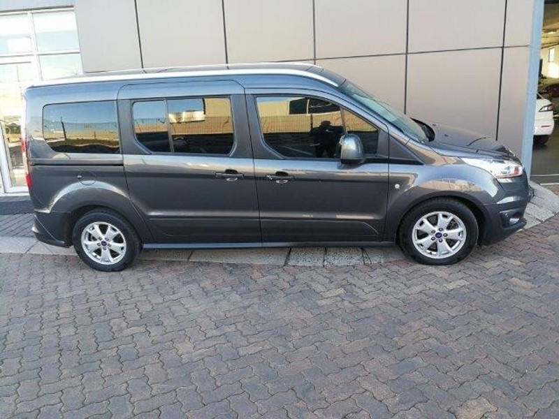 used ford tourneo grand tourneo connect 1 6 tdci titanium lwb for sale in gauteng. Black Bedroom Furniture Sets. Home Design Ideas