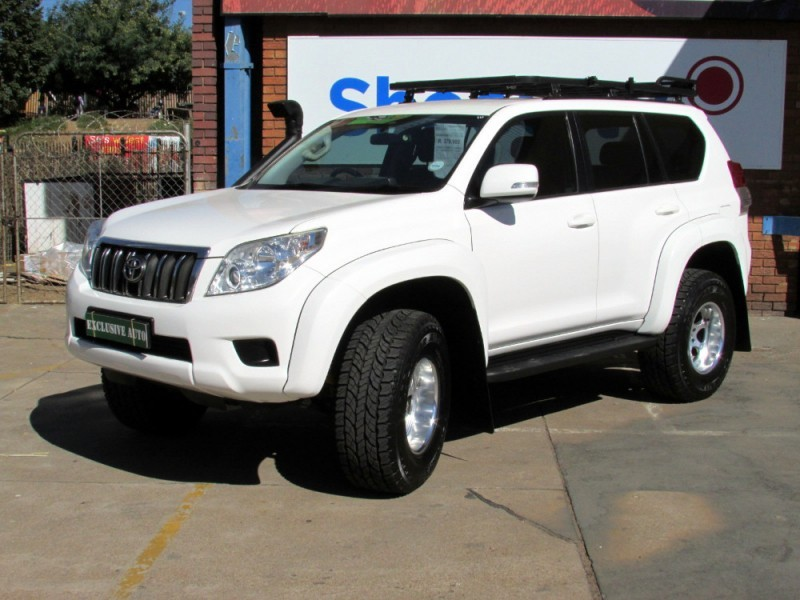 Auto Dealerships For Sale In Texas: Used Toyota Prado TX 4.0 V6 Auto For Sale In Gauteng