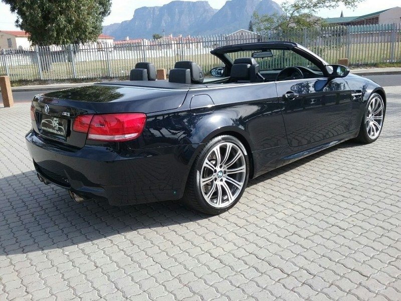 used bmw m3 convertible m dct for sale in western cape. Black Bedroom Furniture Sets. Home Design Ideas