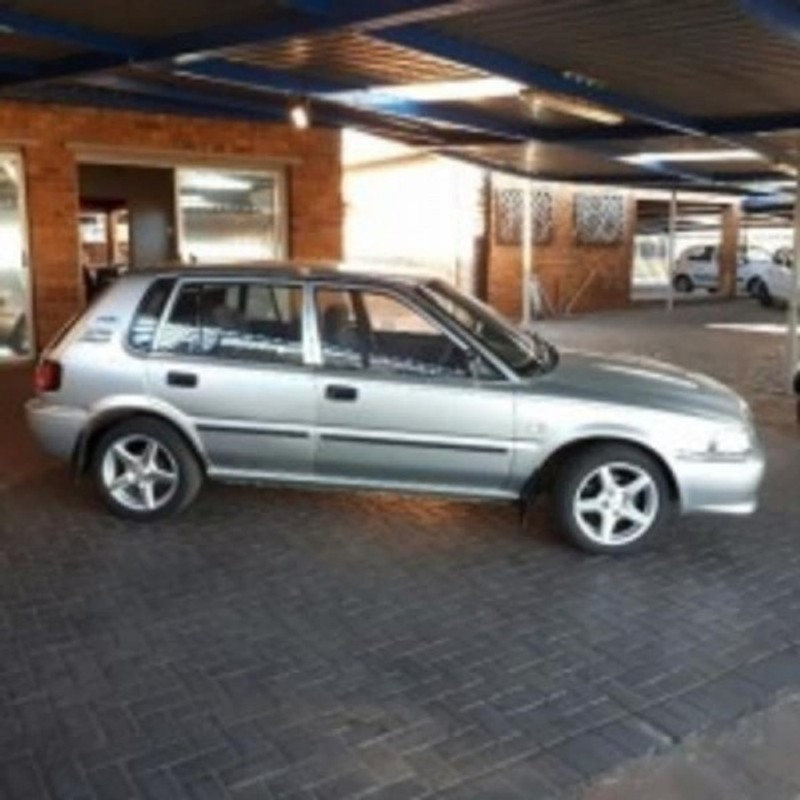 used toyota tazz 130 for sale in gauteng   cars co za id