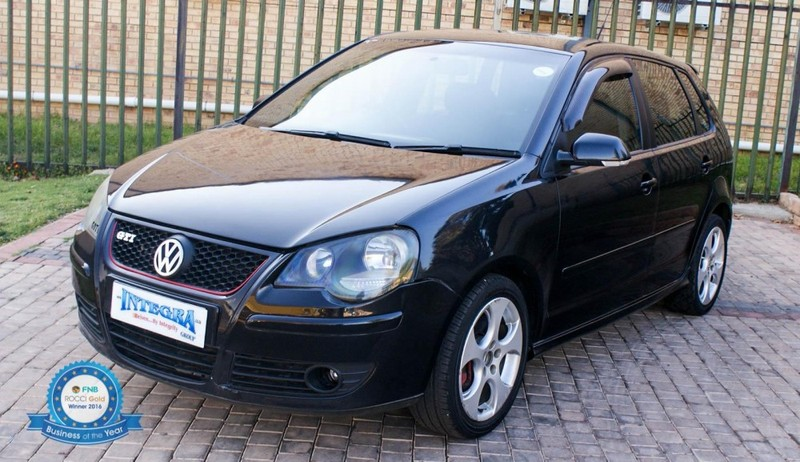 used volkswagen polo gti for sale in gauteng id 2157148. Black Bedroom Furniture Sets. Home Design Ideas
