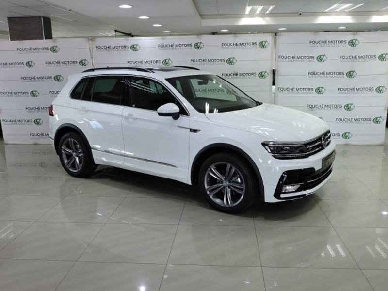 used volkswagen tiguan 1 4 tsi r line dsg for sale in gauteng id 2157524. Black Bedroom Furniture Sets. Home Design Ideas