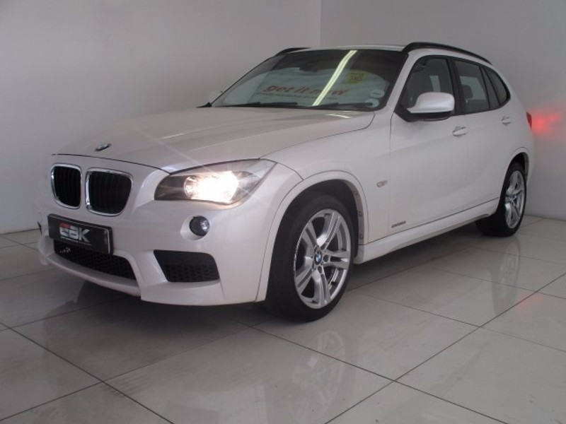 used bmw x1 sdrive18i m sport a t for sale in gauteng. Black Bedroom Furniture Sets. Home Design Ideas