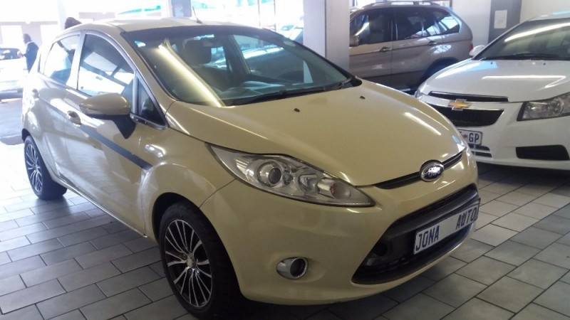 used ford fiesta 1 4 trend 5 door for sale in gauteng id 2157826. Black Bedroom Furniture Sets. Home Design Ideas