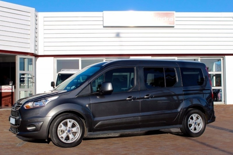 used ford tourneo grand tourneo connect 1 6 tdci titanium lwb for sale in western cape. Black Bedroom Furniture Sets. Home Design Ideas