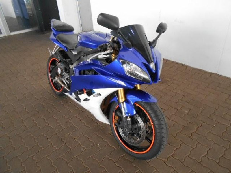 used yamaha yzf r6 for sale in gauteng id 2163246. Black Bedroom Furniture Sets. Home Design Ideas