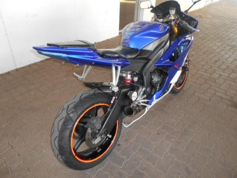 Used yamaha yzf r6 for sale in gauteng id for 2007 yamaha r6 for sale