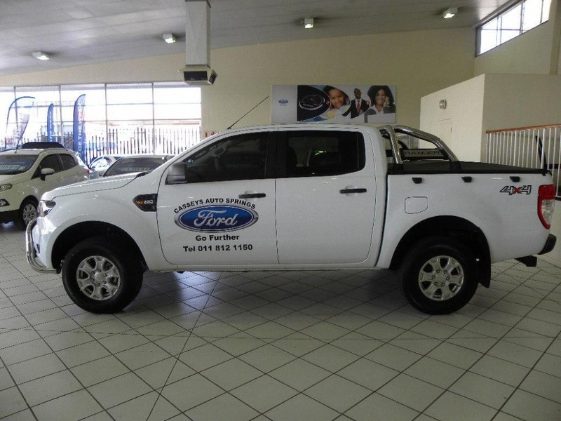 used ford ranger 2 2tdci xl 4x4 auto cab bakkie for sale in gauteng cars co za id 2163256