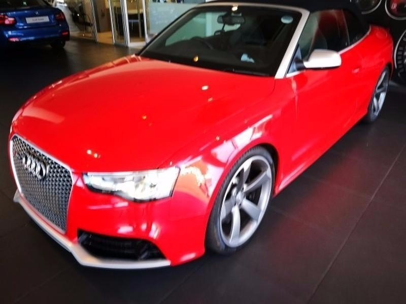 used audi rs5 quattro cab stronic for sale in gauteng id 2165130. Black Bedroom Furniture Sets. Home Design Ideas