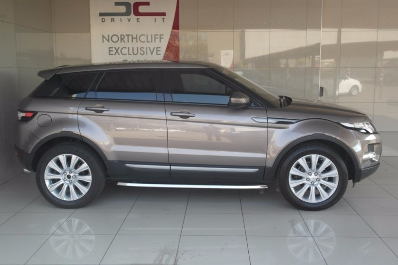 used land rover evoque si4 pure auto for sale in gauteng. Black Bedroom Furniture Sets. Home Design Ideas