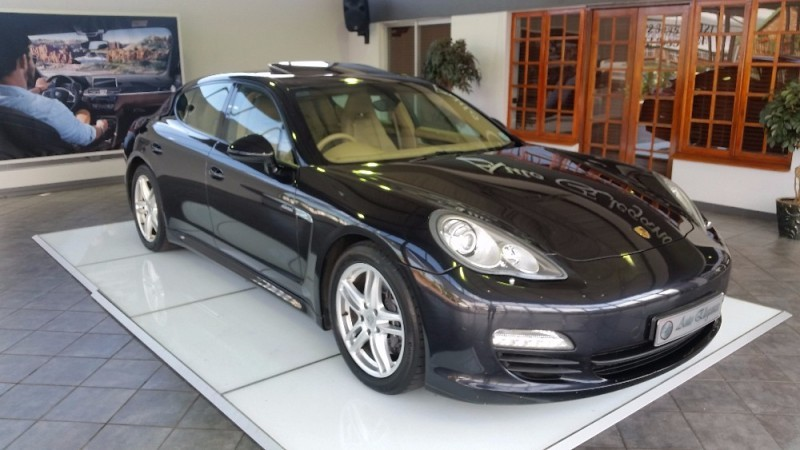 used porsche panamera diesel tip for sale in gauteng id 2166202. Black Bedroom Furniture Sets. Home Design Ideas