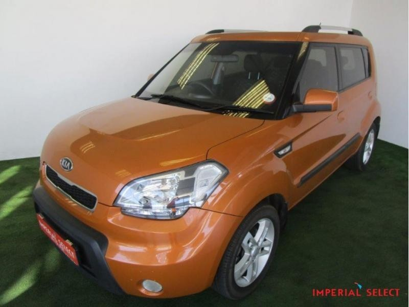 used kia soul 1 6 for sale in gauteng id 2166930. Black Bedroom Furniture Sets. Home Design Ideas