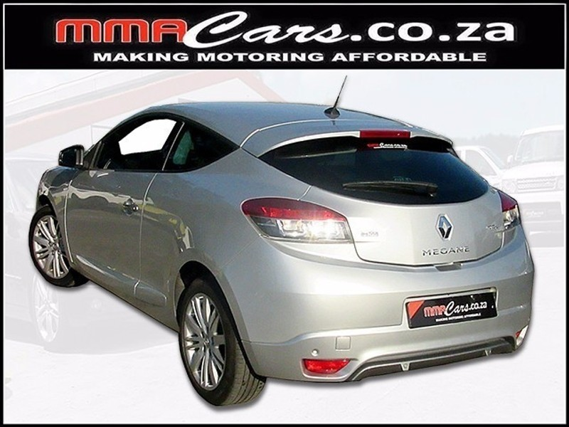 used renault megane iii 1 2t gt line coupe 3 door for sale in kwazulu natal id. Black Bedroom Furniture Sets. Home Design Ideas