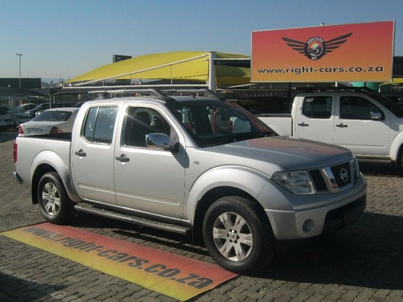 used nissan navara 4 0 v6 p u d c for sale in gauteng id 2169122. Black Bedroom Furniture Sets. Home Design Ideas