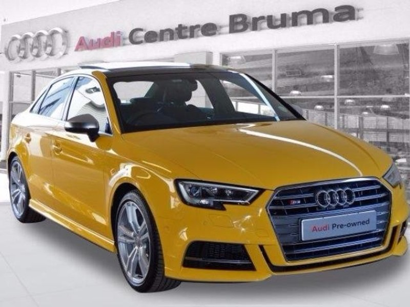 used audi s3 s tronic for sale in gauteng id 2169388. Black Bedroom Furniture Sets. Home Design Ideas