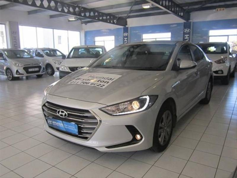 used hyundai elantra 1 6 executive auto for sale in gauteng id 2169572. Black Bedroom Furniture Sets. Home Design Ideas