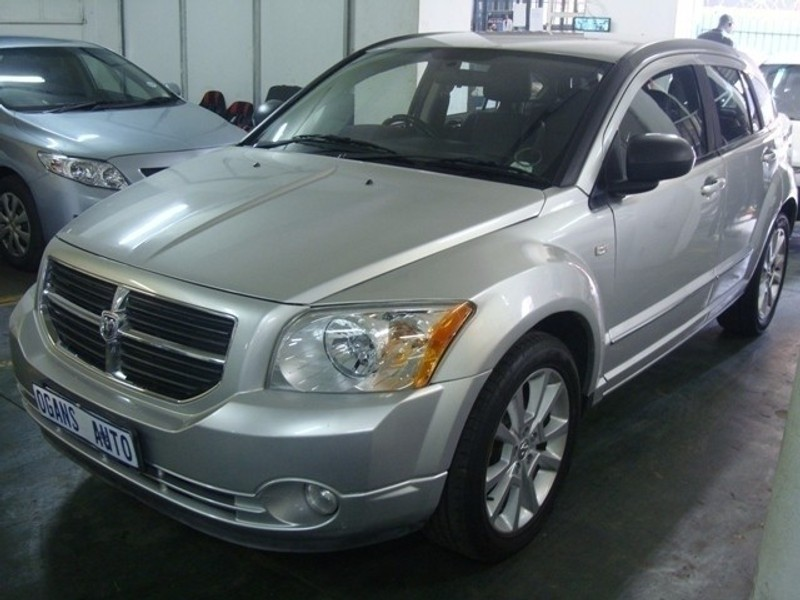used dodge caliber 2 0 sxt for sale in gauteng id 2169674. Black Bedroom Furniture Sets. Home Design Ideas