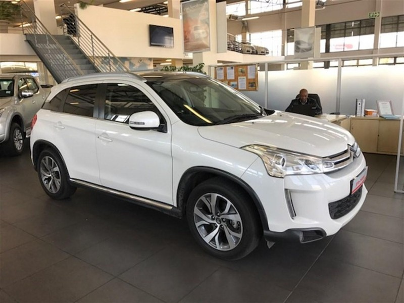 used citroen c4 aircross 2 0 exclusive awd a t for sale in gauteng id 2171852. Black Bedroom Furniture Sets. Home Design Ideas